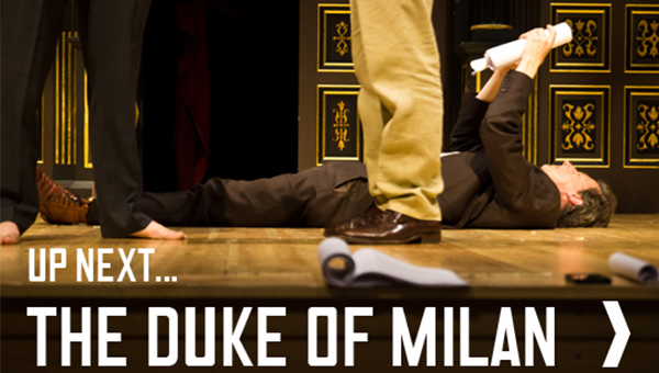 The Duke of Milan